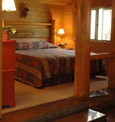 Acorn - Briar Patch Inn - Sedona Arizona - Cozy Cabins in Oak Creek Canyon