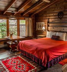 Blue Jay - Briar Patch Inn - Sedona Arizona - Cozy Cabins in Oak Creek Canyon