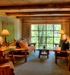 Creekside - Briar Patch Inn - Sedona Arizona - Cozy Cabins in Oak Creek Canyon