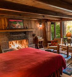 Eagle - Briar Patch Inn - Sedona Arizona - Cozy Cabins in Oak Creek Canyon