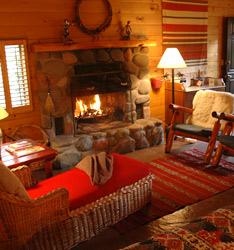 Ivy - Briar Patch Inn - Sedona Arizona - Cozy Cabins in Oak Creek Canyon