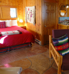 Kingfisher - Briar Patch Inn - Sedona Arizona - Cozy Cabins in Oak Creek Canyon