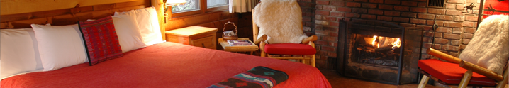 Sedona Cabins - About the Briar Patch Inn - Oak Creek Canyon - Arizona