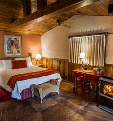 Sparrow   Briar Patch Inn   Sedona Arizona   Cozy Cabins In Oak Creek Canyon
