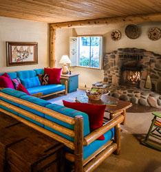 Sycamore - Briar Patch Inn - Sedona Arizona - Cozy Cabins in Oak Creek Canyon