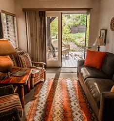 Wren - Briar Patch Inn - Sedona Arizona - Cozy Cabins in Oak Creek Canyon