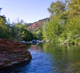 Oak Creek - Sedona Arizona - Briar Patch Inn Cabins