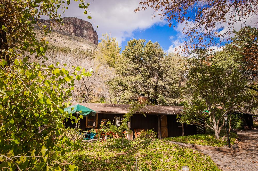 Sedona Cabins On Oak Creek U2013 Briar Patch Inn U2013 Sedona Arizona U2013 Cozy Cabins  In Oak Creek Canyon