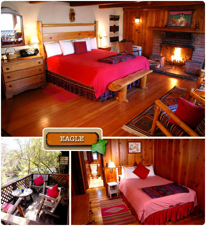 The Eagle   Briar Patch Inn   Sedona Arizona   Cozy Cabins In Oak Creek  Canyon